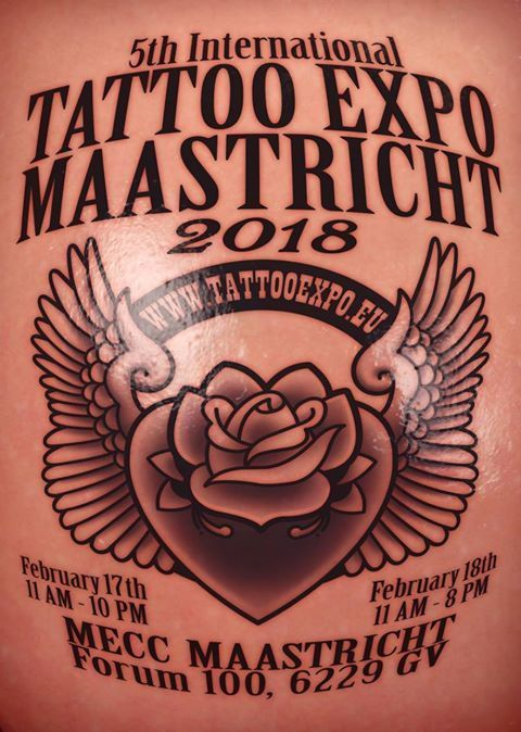 Maastricht Tattoo Convention 2018 Home Tattoo Expo