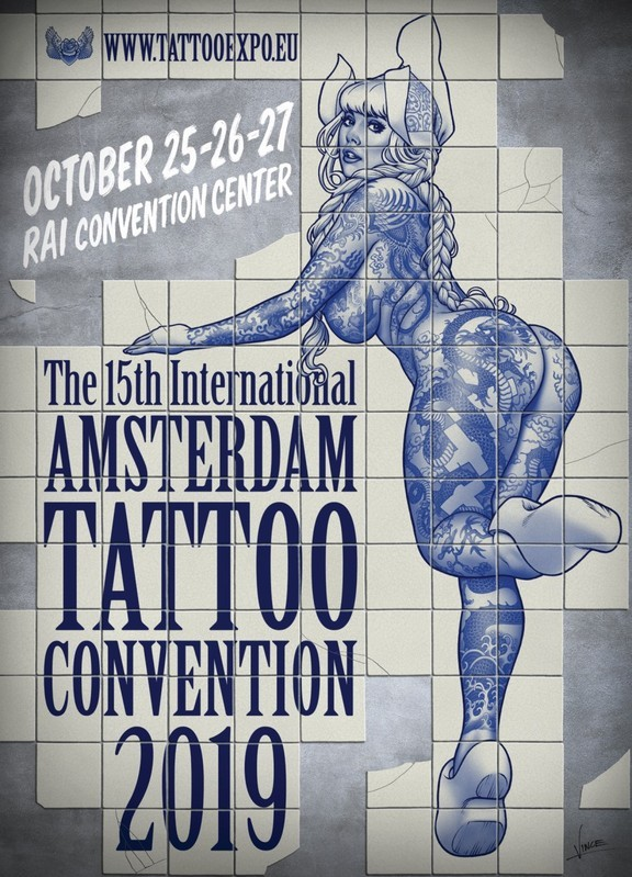 Amsterdam Tattoo Convention 2019 Home Tattoo Expo