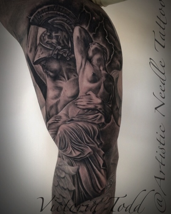 International Tattoo Convention Amsterdam 2016